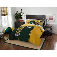 Green Bay Packers Soft & Cozy Full Comforter Set by Northwest
