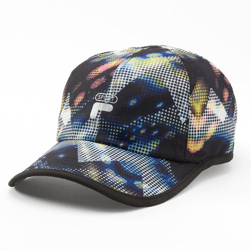 FILA SPORT® Women's Abstract Mesh Performance Baseball Hat