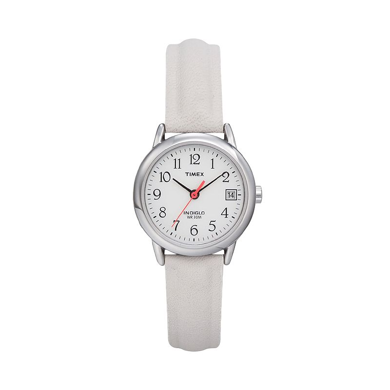 Timex Women's Easy Reader Leather Watch - T2H3919J