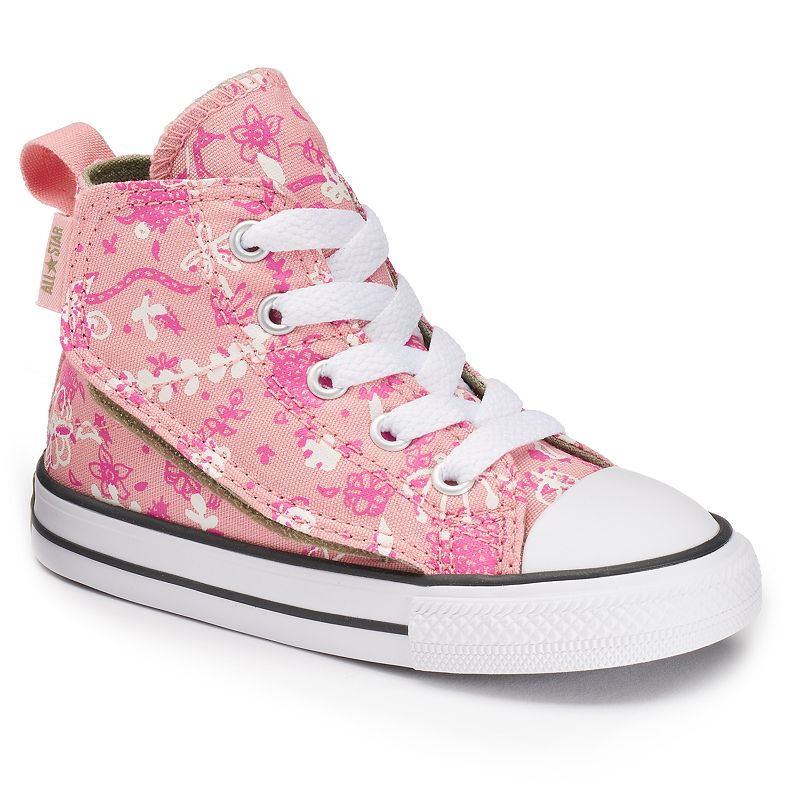 Toddler Converse Chuck Taylor All Star Simple Step Flowerpot High-Top Sneakers