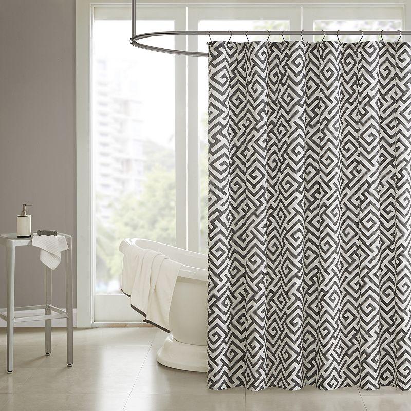 Madison Park Pure Carletta Shower Curtain