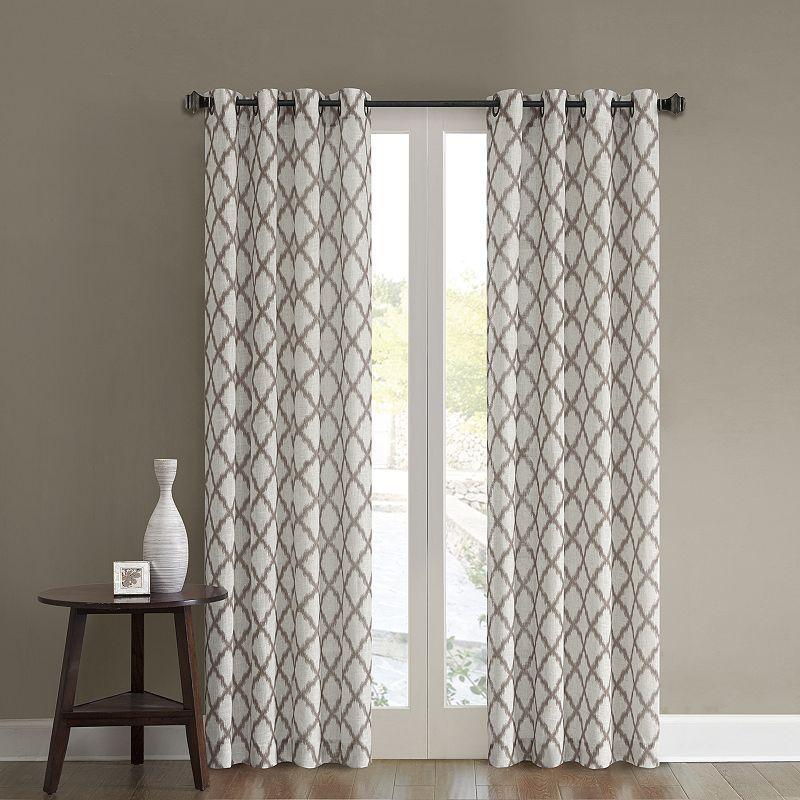 Linen Fabric Machine Wash Curtain