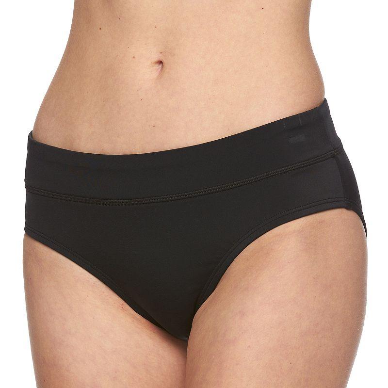 Women's Nike Moderate Coverage Bikini Bottoms