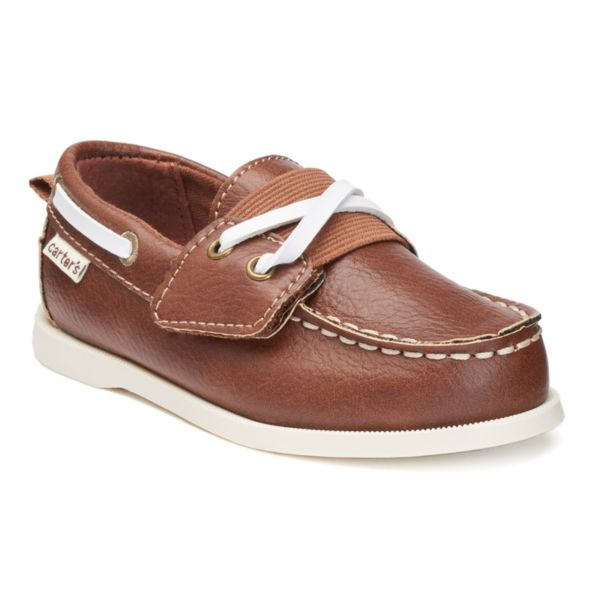 Carter's Joshua2 Toddler Boys' Boat Shoes