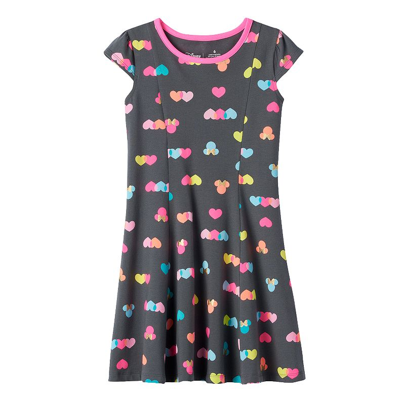 Disney's Minnie Rocks the Dots Toddler Girl Skater Dress by Jumping Beans®