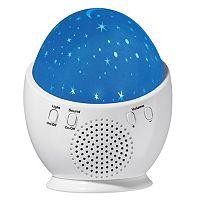 Conair Dream Tones Night-Light & Sound Machine