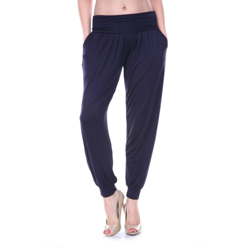 Fantastic Vince Stretch Linen Jogger Pants In White  Lyst