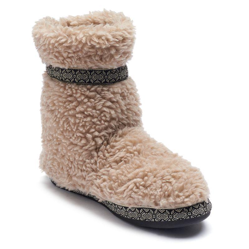 Woolrich Berber Boot Slippers - Women
