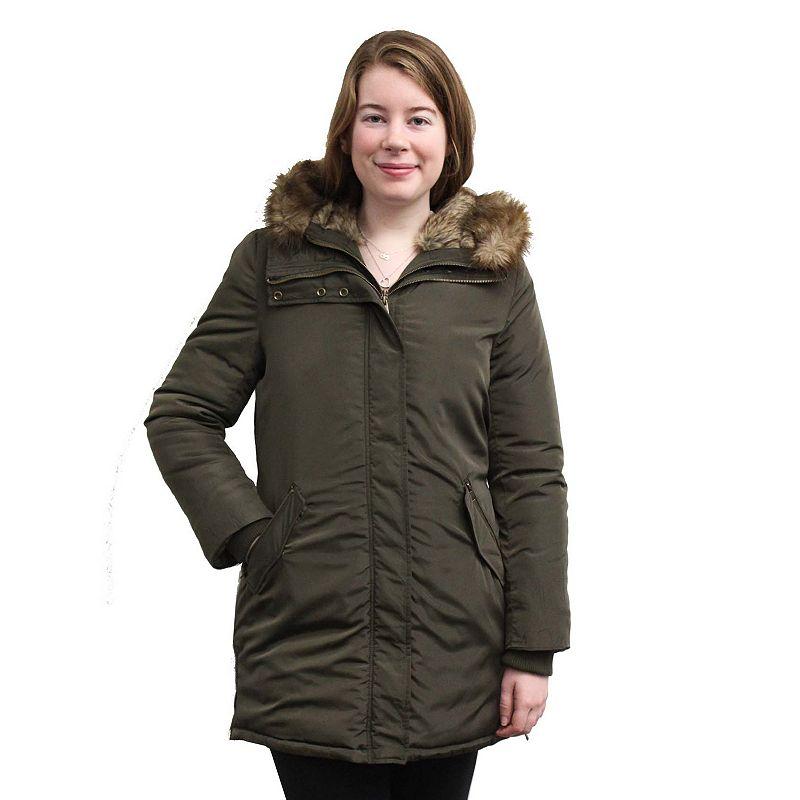 Women's KO-KA Hooded Puffer Jacket
