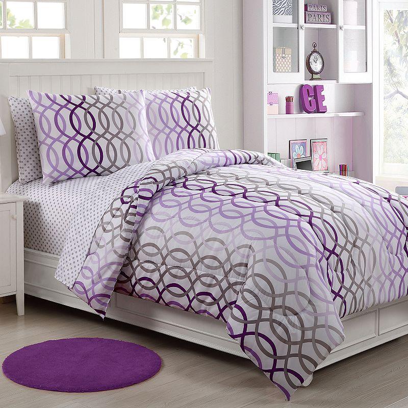 VCNY Lauren Infinity Bed Set