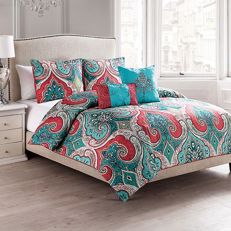 VCNY Casablanca Reversible Comforter Set