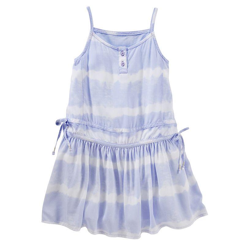 Girls 4-6x OshKosh B'gosh® Tie-Dye Drop-Waist Dress