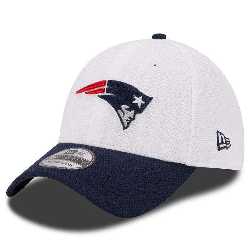 Youth New Era New EnglandPatriots Training Camp 39THIRTY Stretch-Fit Cap