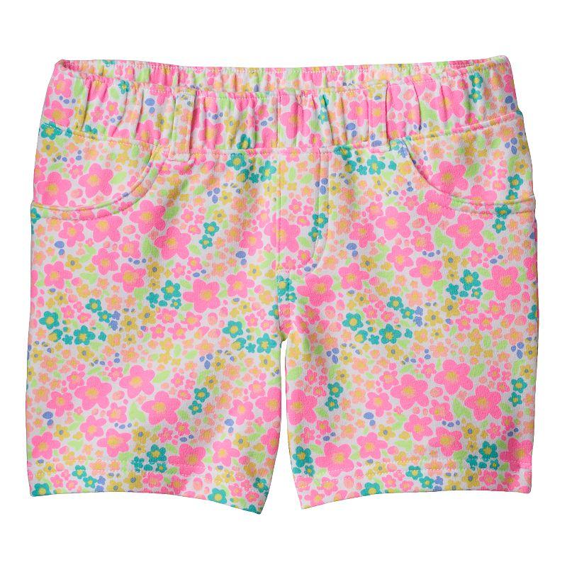 Girls 4-7 Jumping Beans® Midi Shorts