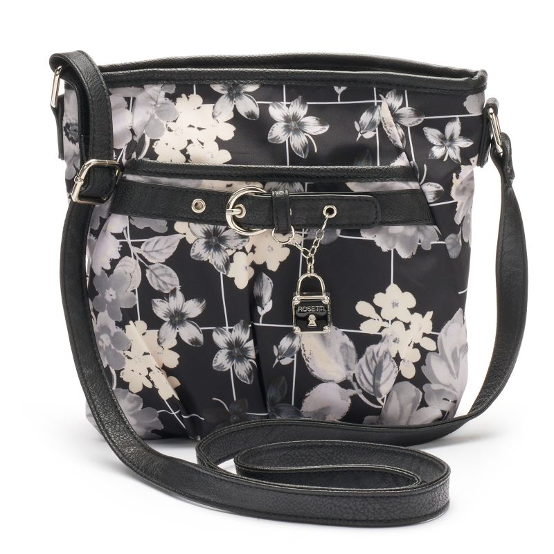 Rosetti Bethany Floral Crossbody Bag | DealTrend