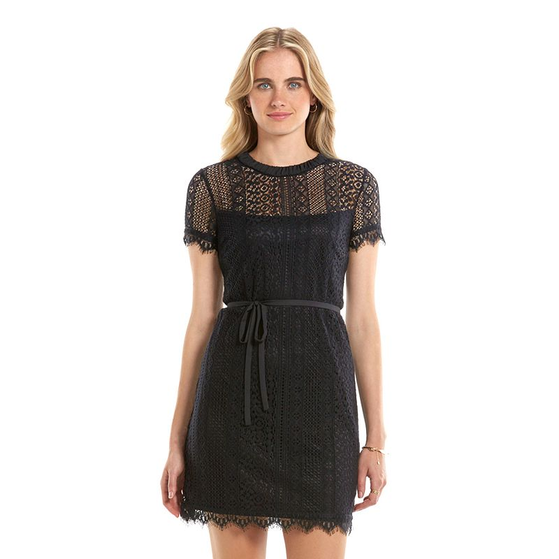 Women's LC Lauren Conrad Lace Shift Dress