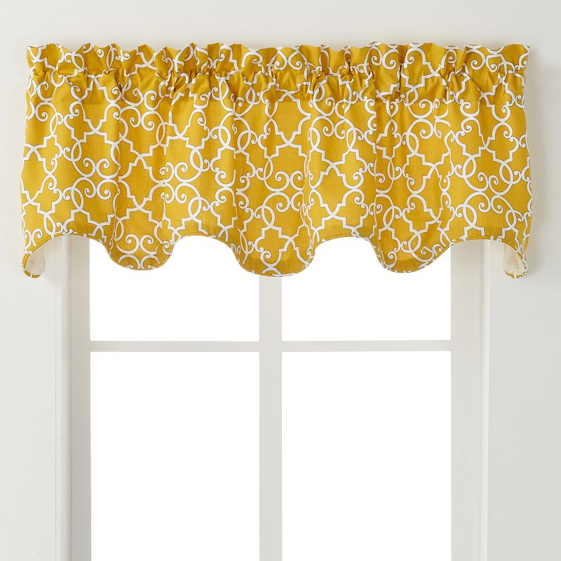 Ellis Curtains Woburn Valance - 70'' x 17''