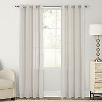 SONOMA Goods for Life™ Ayden Linen Blend Window Panel