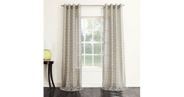 Sonoma Goods For Life Concorde Curtain