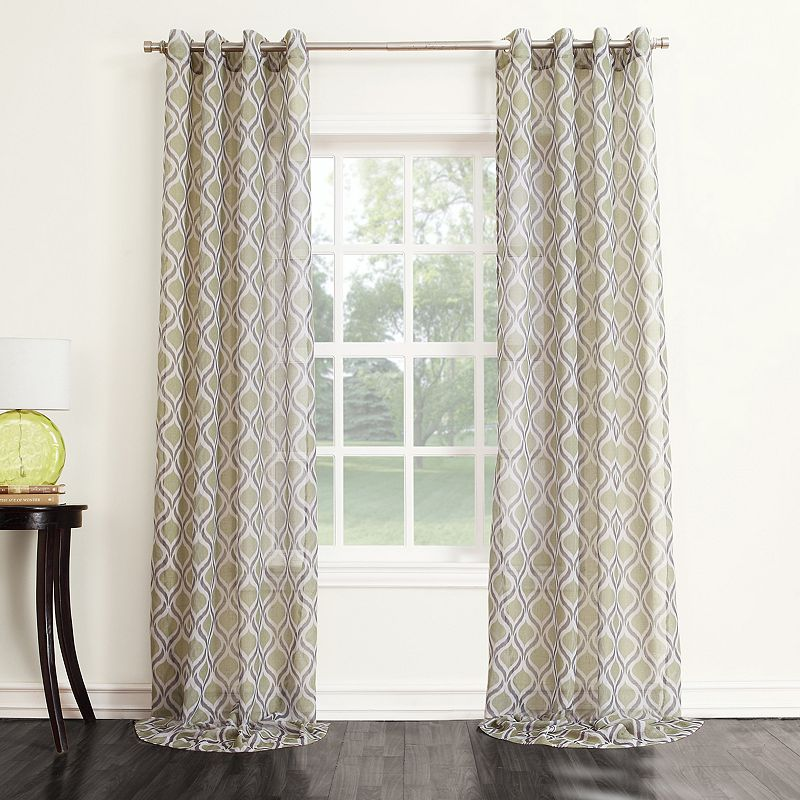 SONOMA Goods for Life™ Concorde Curtain