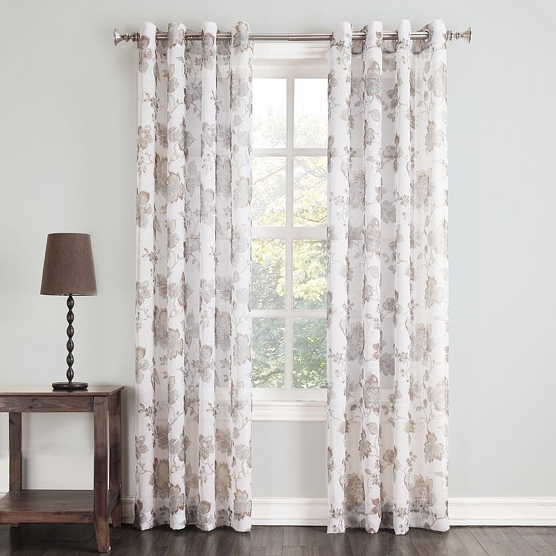 SONOMA Goods for Life™ Pennbrook Curtain