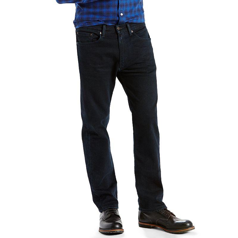 Men's Levi's 505 Regular-Fit Stretch Jeans