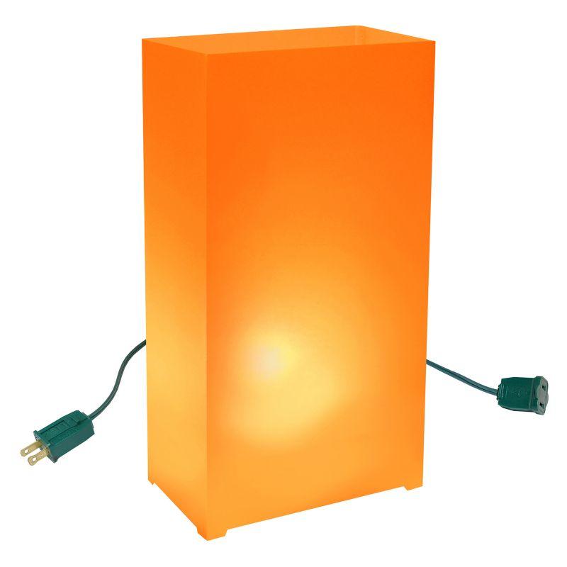 Lumabase luminarias 10 piece electric luminaria kit