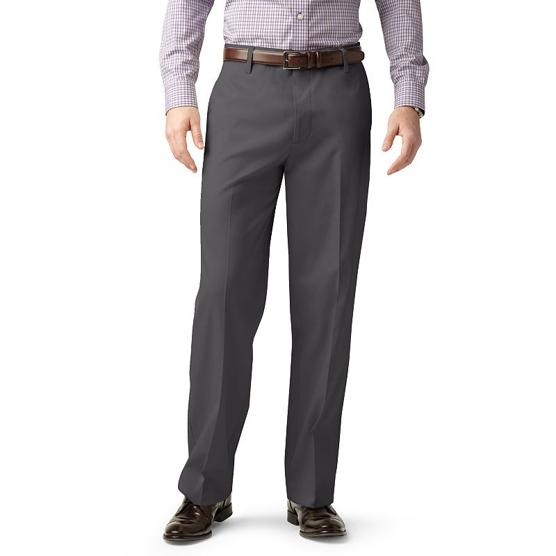 Men's Dockers® Storm Iron-Free Stretch D3 Classic-Fit Flat-Front Pants