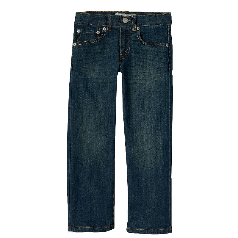 Toddler Boy Levi's 505 Straight Jeans