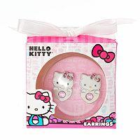 Girls Hello Kitty® Stud Earrings