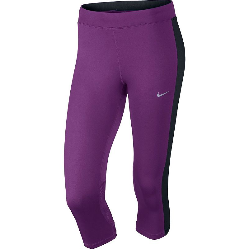 Women's Nike Essential Dri-FIT Running Capri Leggings