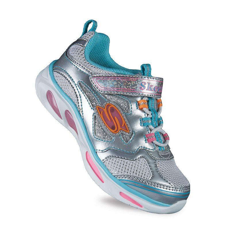 Skechers S Lights: Blissful Toddler Girls' Light-Up Shoes