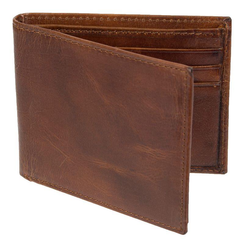 Croft & Barrow Two-Tone Traveler Wallet