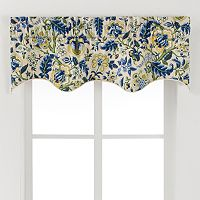 Ellis Curtains Regency Valance - 50'' x 15''