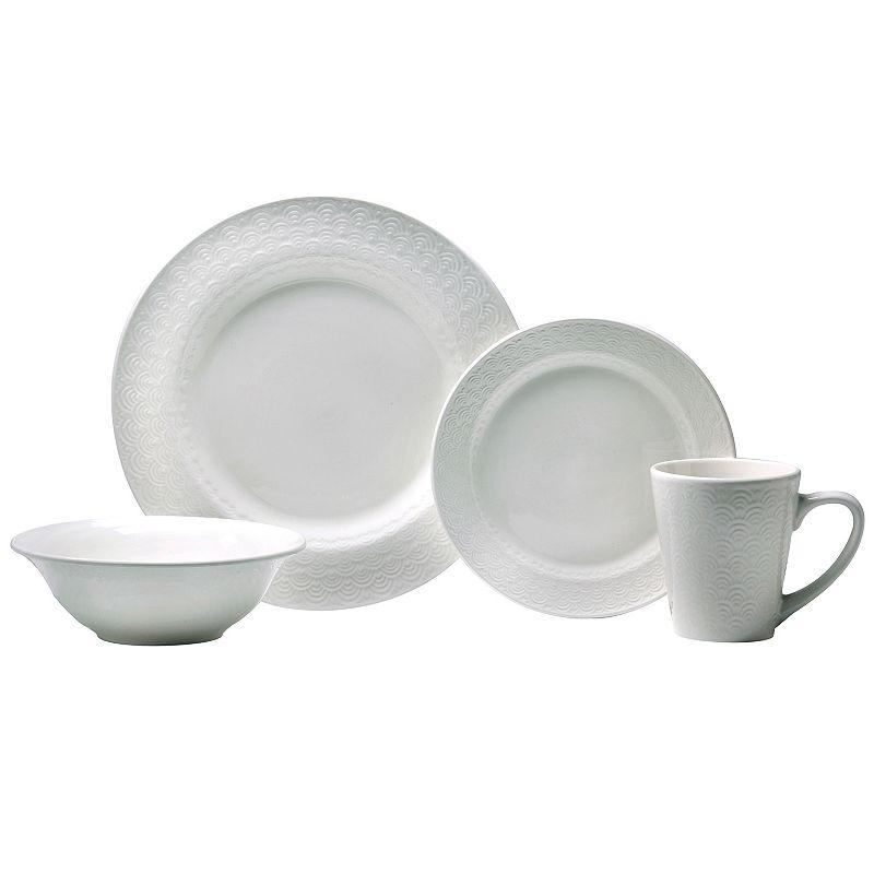 Oneida Kato 16-pc. Dinnerware Set