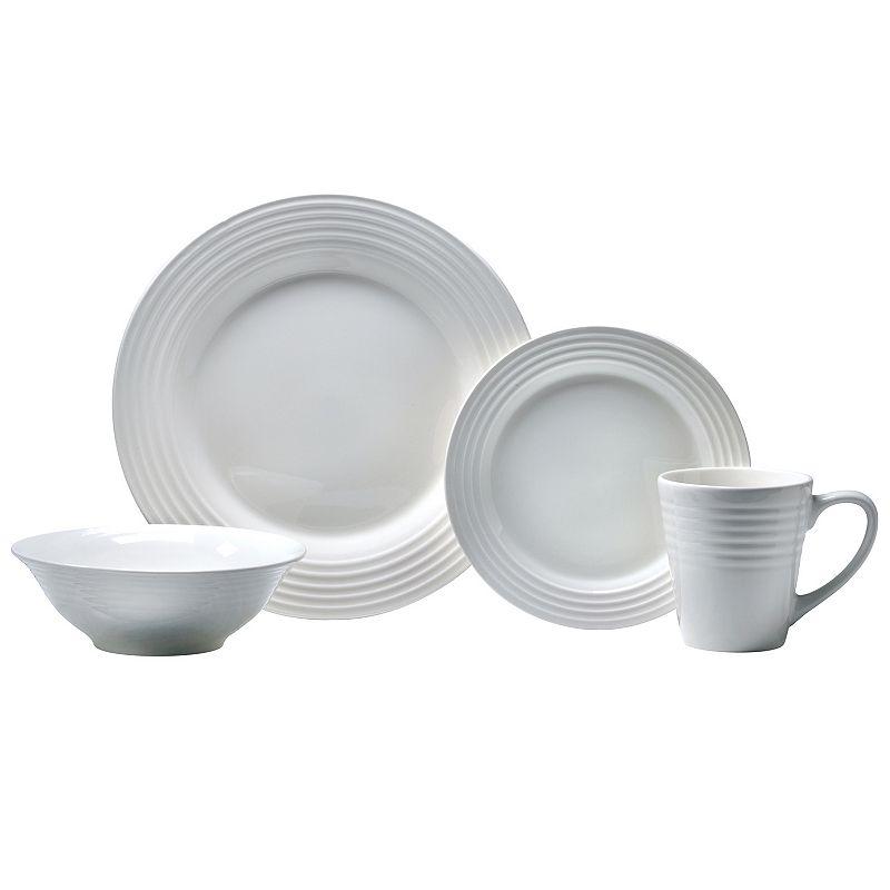 Oneida Continuum 16-pc. Dinnerware Set