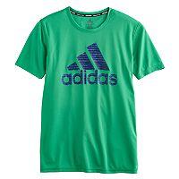 Boys 8-20 adidas Climalite Logo Tee