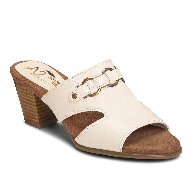 A2 by Aerosoles Base Board Women's Heeled Sandals
