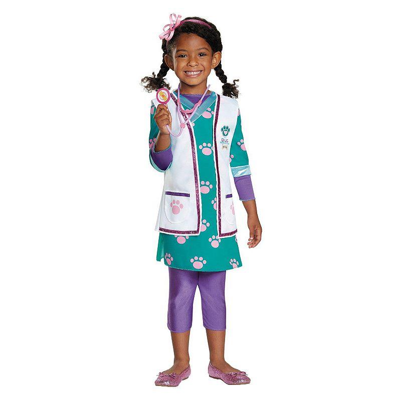 Disney's Doc McStuffins Toddler Pet Vet Deluxe Costume