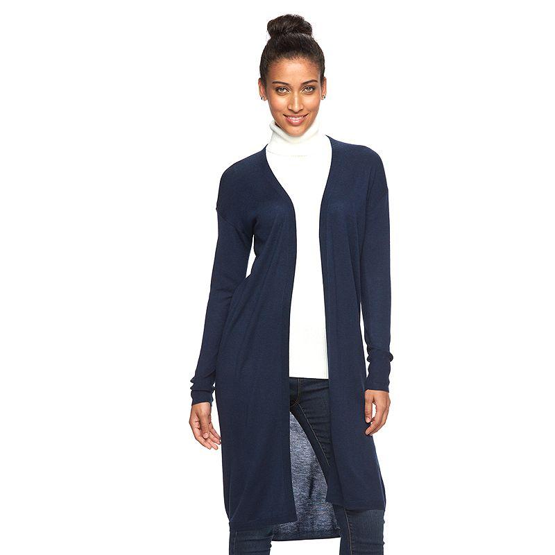 Women's Apt. 9® Duster Cardigan