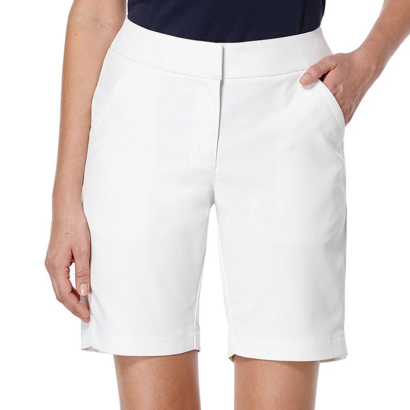 Women's Grand Slam Tech Comfort Stretch Bermuda Golf Shorts
