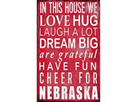 Cornhuskers For the Home