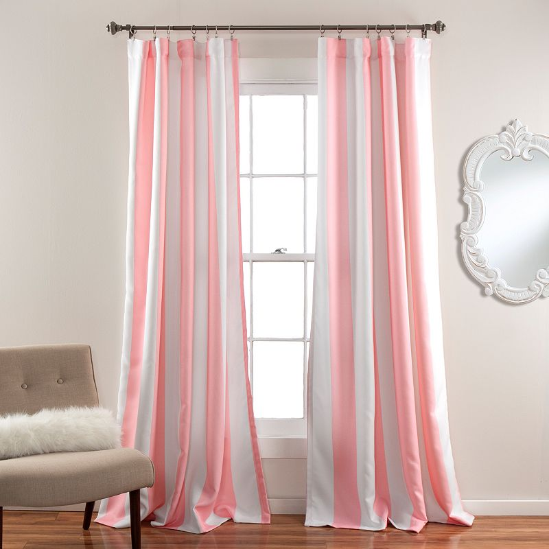 lush decor wilbur room darkening 2 pk curtains. Black Bedroom Furniture Sets. Home Design Ideas
