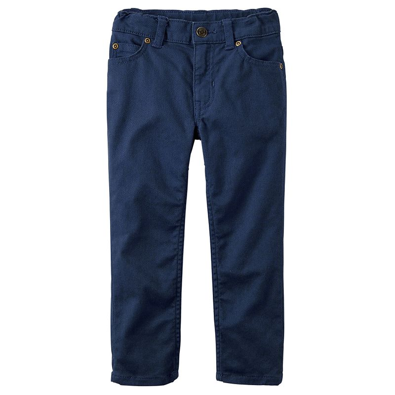 Baby Boy Carter's Skinny Twill Pants