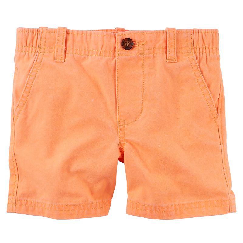 Baby Boy Carter's Orange Shorts