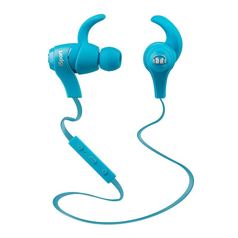 kohls sales monster isport bluetooth wireless earbuds reg. Black Bedroom Furniture Sets. Home Design Ideas