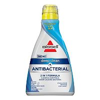 BISSELL Deep Clean + Antibacterial 2-in-1 Carpet Cleaner Formula
