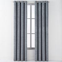 Arlee 2-pk. Antique Slub Velvet Blackout Grommet Curtains - 84'' x 54''