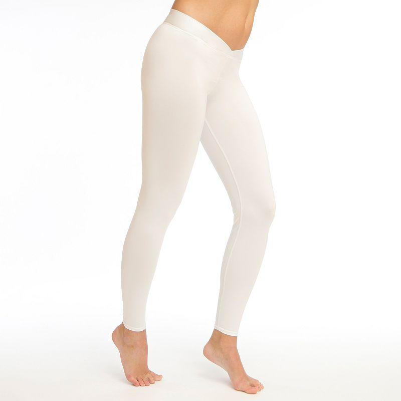 Women's Snow Angel Doeskin V-Waist Base Layer Leggings