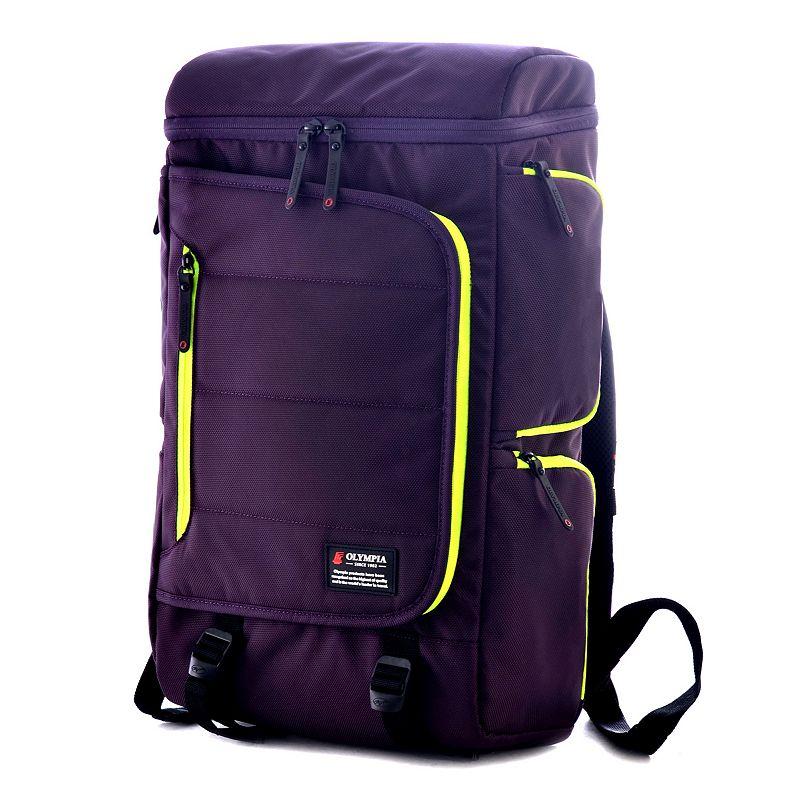 Olympia Einstein Laptop Backpack